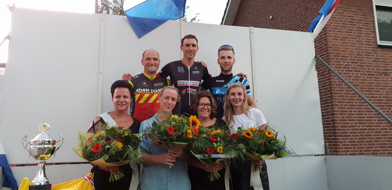 Podium amateurs