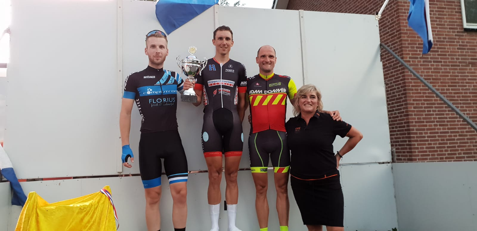 Podium Amateurs Bokaal